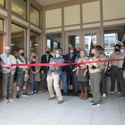 Boy Scouts Mansfield continues services at IdeaWorks building