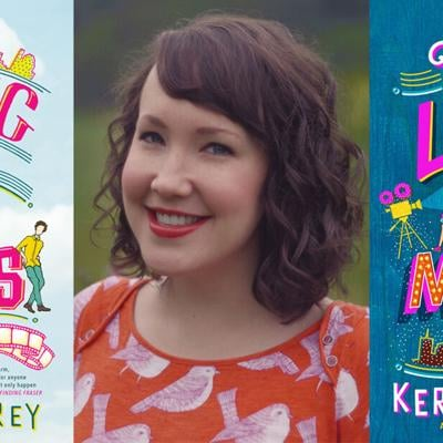 Clear Fork graduate publishes second rom-com book 'Not Like The Movies'