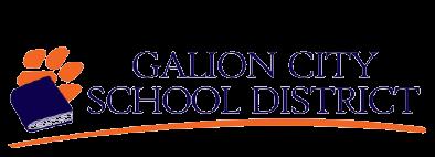 Galion City School District logo