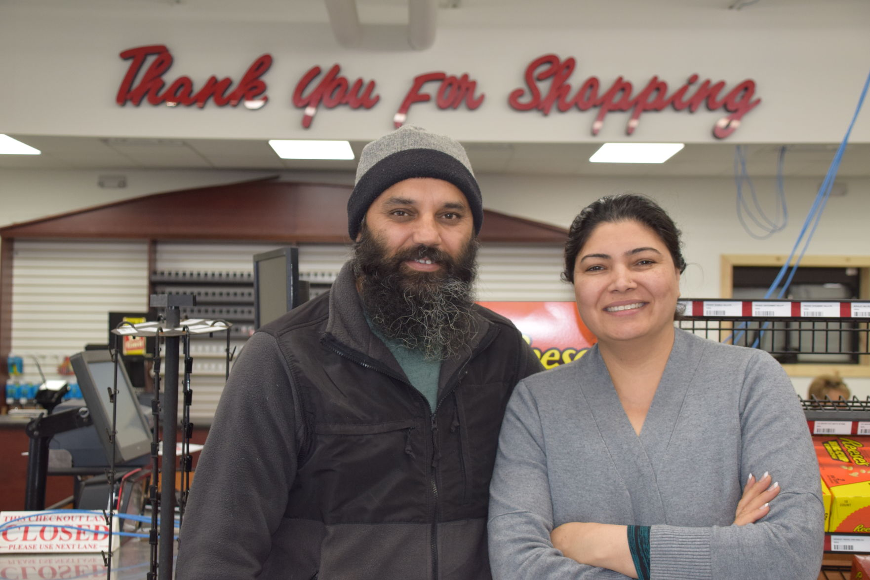 Ontario couple opens KV Market on West Fourth Street