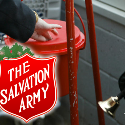 The Salvation Army of Mansfield kettles down more than $70k this year