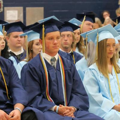 Hillsdale High School readies for in-person, socially-distanced graduation on June 12
