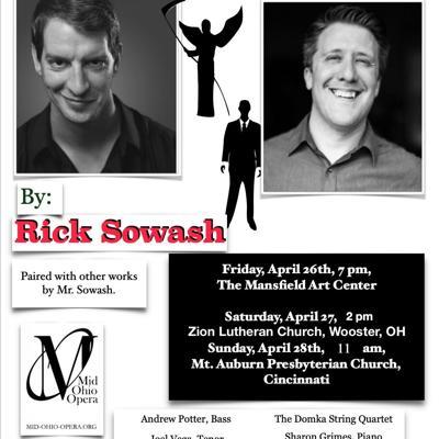Mid-Ohio Opera features Lexington grad's original composition, Everyman, April 26