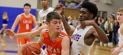 Road To Recovery: Lucas standout healing after accident