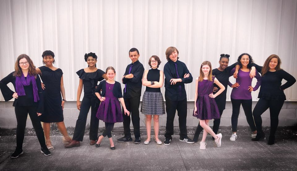 Richland School of Academic Arts combines A Capella and Rock Ensembles for show tonight