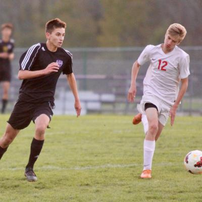 OCC Boys Player of the Year Parker leads Lex into sectional final
