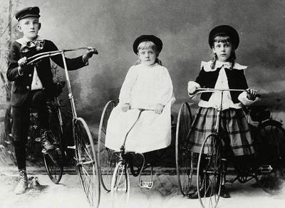 Children of 1880s
