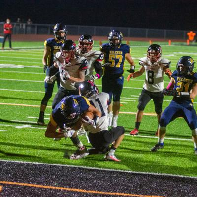 Hillsdale stops Red Devils to advance in Division VI playoffs