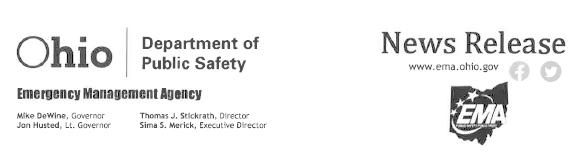 Ohio Department of Public Safety logo