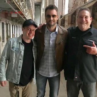Eric Church goes to Mansfield's Shawshank prison for latest music video