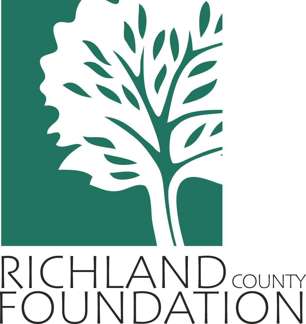 Richland County Foundation vertical logo