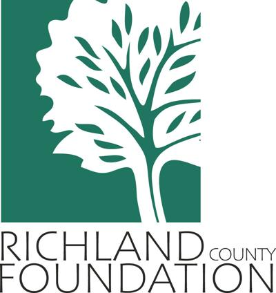 Richland County Foundation vertical logo