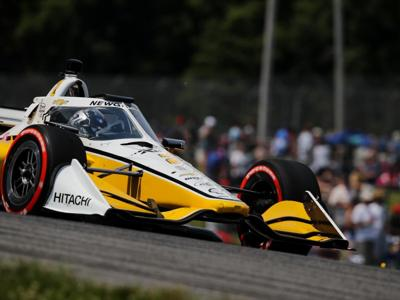 Newgarden wins Honda Indy 200 at Mid-Ohio Presented by the HPD Ridgeline