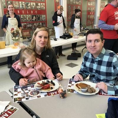 Farm Bureau celebrates 16th breakfast share among 4 local FFA chapters