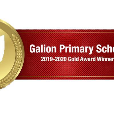 Galion Primary earns Gold Award for positive behavior programs