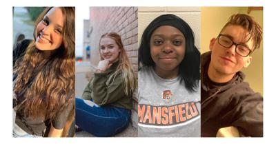 Mansfield Senior students share their excitement and frustrations about upcoming elections