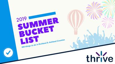 Thrive Summer Bucket List Lead