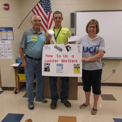 Crawford County student 3rd at international level in UCT safety poster contest