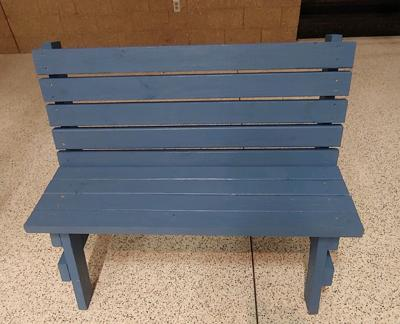 Galion student builds benches for football field in quest for Eagle Scout rank