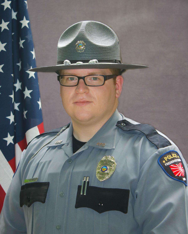 Patrolman Josh Jones