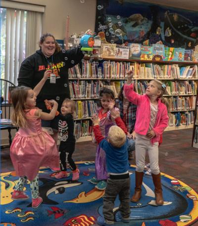 Mansfield Richland County Public Library children