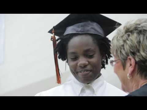 Mansfield Senior Graduation 2016