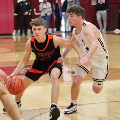 District finals: Lucas ready to put lessons from December defeat on display