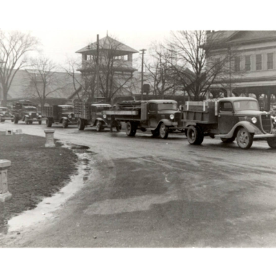 Donation of film documents historical sites and Ohio History Center construction