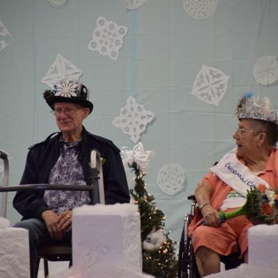 Richland County's Mel Gibson crowned king at fair's ageless beauty contest