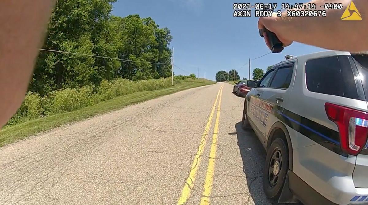 Fredericktown police shooting