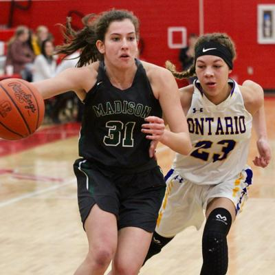 Madison holds off Ontario in sectional semifinal thriller