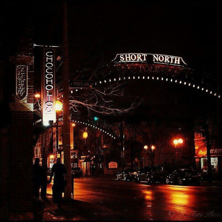 Short North arches
