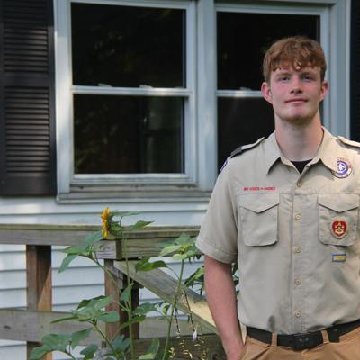 Loudonville Eagle Scout candidate to renovate youth building