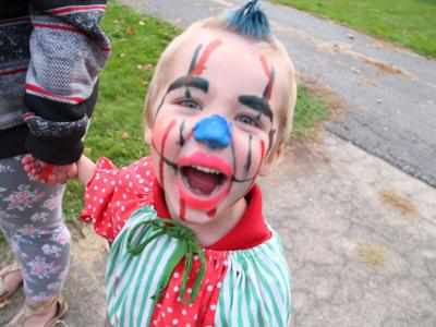 Here are Trick or Treat days & times in Richland County