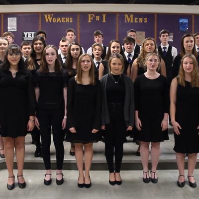Choral Countdown to Christmas 2019: Lexington High School