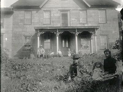 Loudonville's Century House was rumored to be a stop on the Underground Railroad