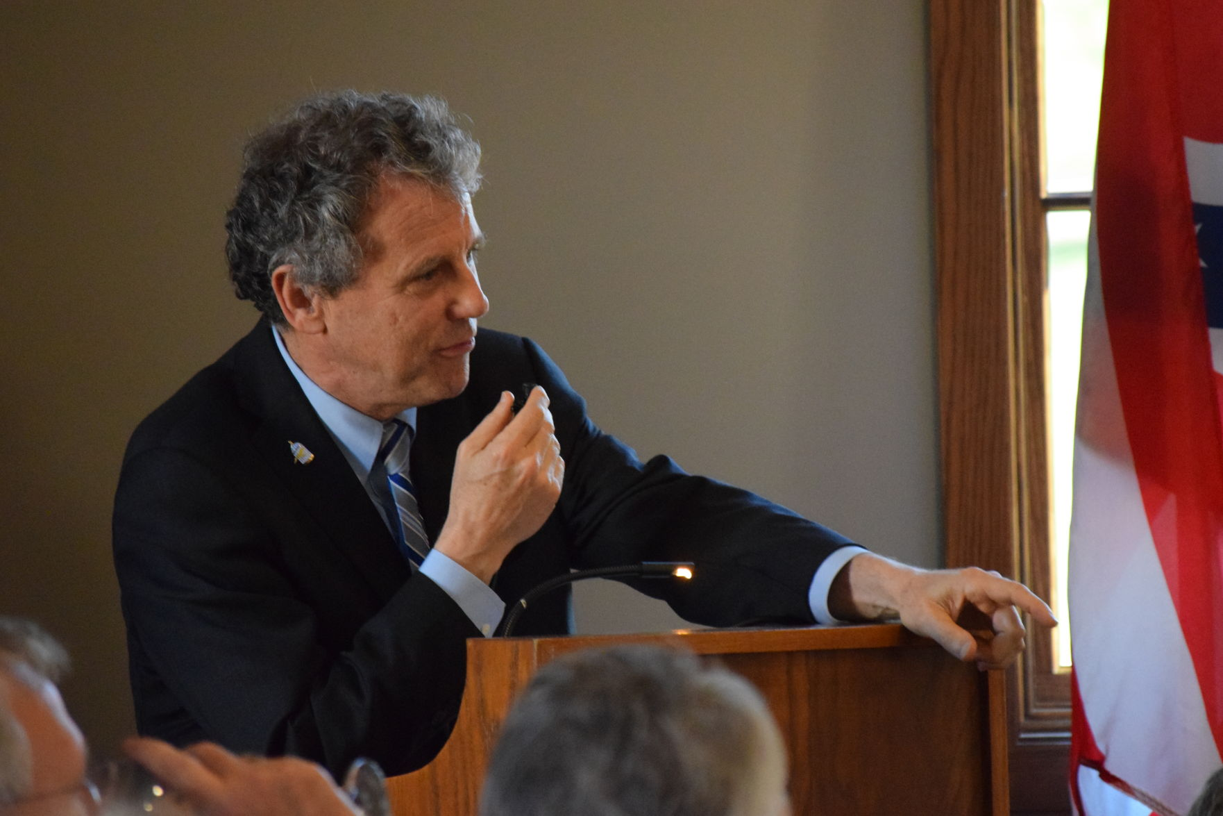 Sherrod Brown: Working to protect those who protect us