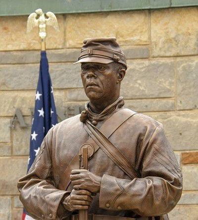 Black Troops in Civil War
