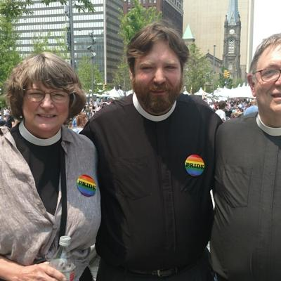 Mansfield and Ashland churches share message of love and inclusivity