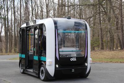 Mansfield leaders look at driverless vehicle
