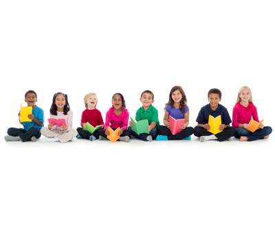Kids for kindergarten