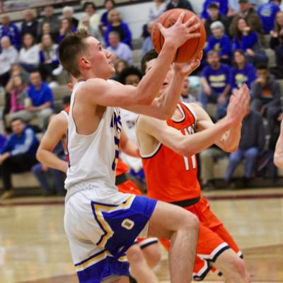 Ontario roughs up Galion in sectional opener