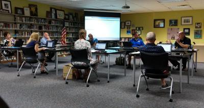 Ontario School Board meeting July 2020