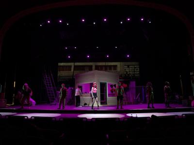'Little Shop of Horrors' brings live theatre back to the Renaissance