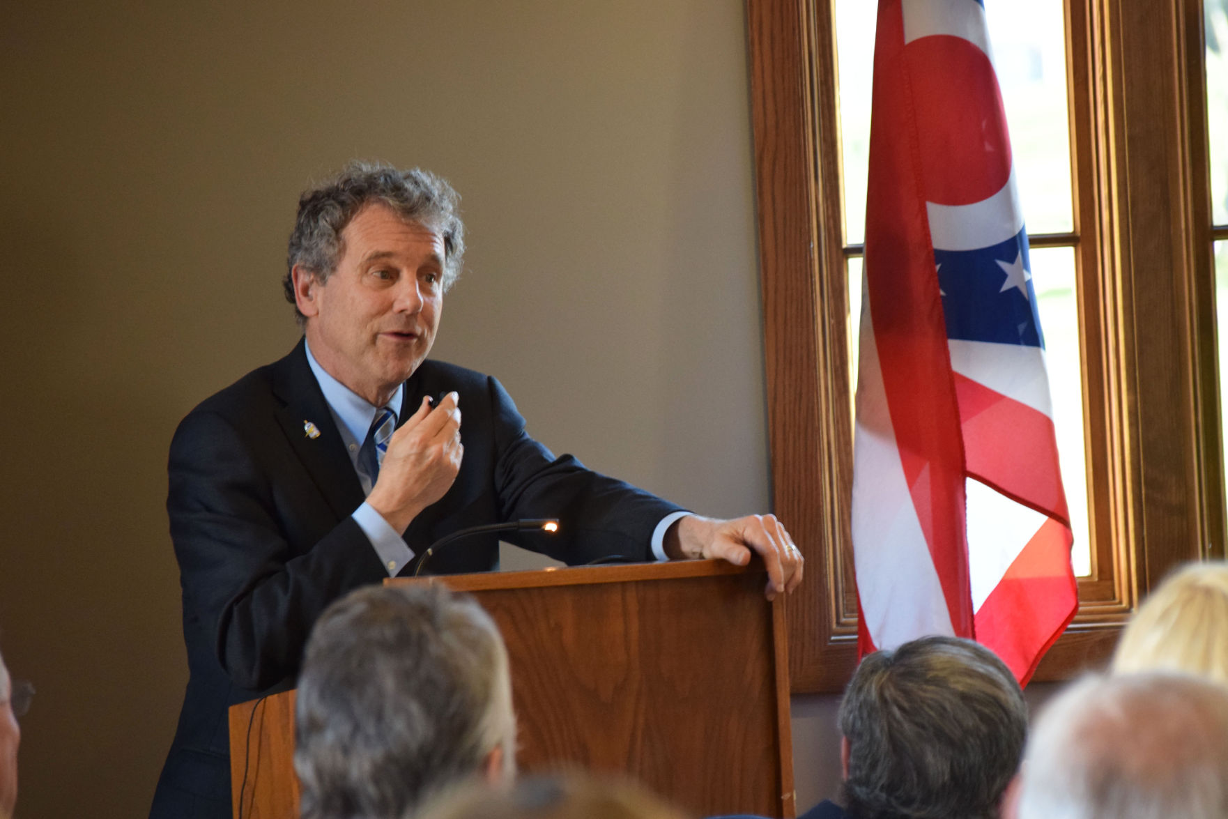 Sherrod Brown: Fighting for healthcare for every Ohioan