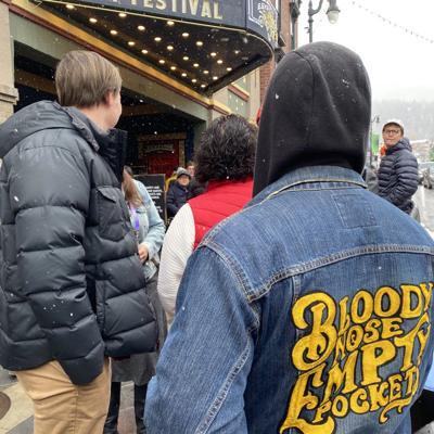 Living the movie star life at Sundance 2020
