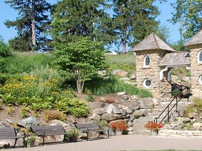 Dayton's Grotto Gardens date to Abraham Lincoln's administration