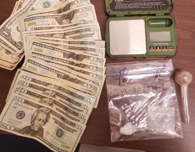 Drugs seized by Bucyrus police
