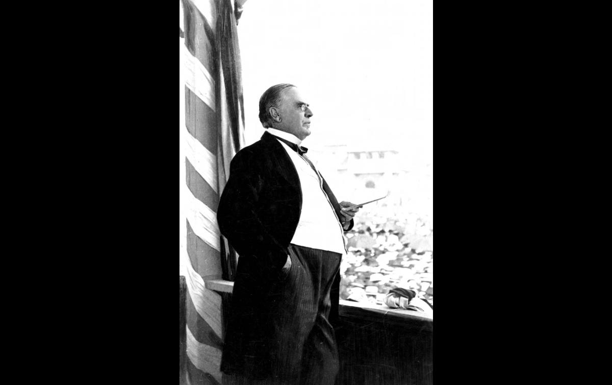 McKinley's final speech
