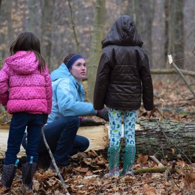 GALLERY: Ohio Bird Sanctuary Youth Winter Camp